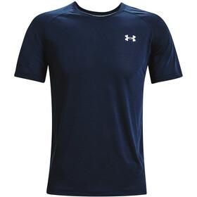 Under Armour Streaker Short Sleeve Shirt Men, bleu